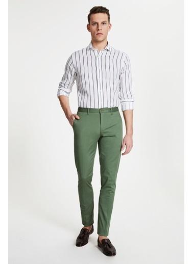 Damat Slim Fit Chino Pantolon Lacivert